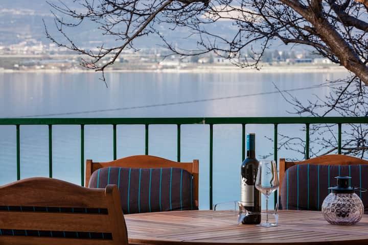Apartment Mastrinka: Taste the sea !
