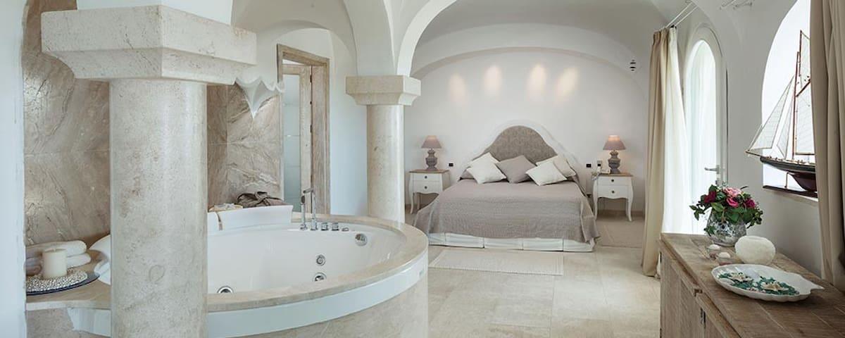 Hotel Pulicinu, Suite Romantic double