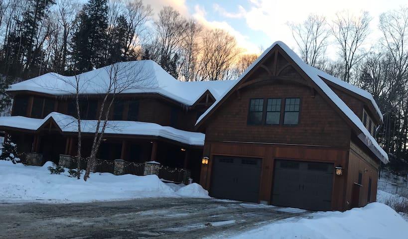 Loon Mountain South Peak Ski Home