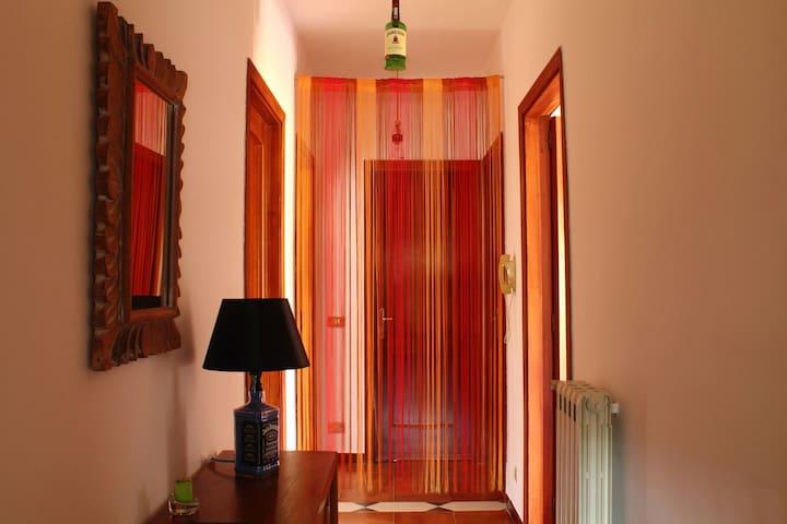 corridoio ingresso casa