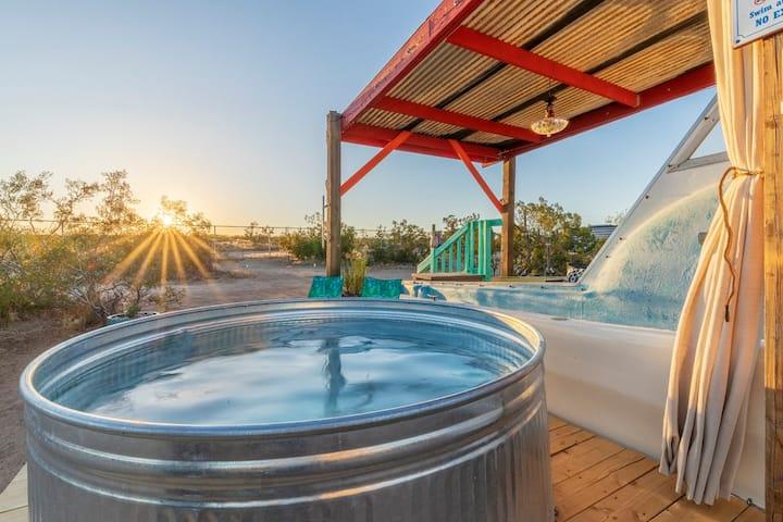 JTLYC—Set Sail ⚓️ Stargazing Pool Deck Tiki Fun