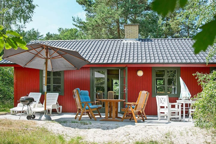 Cozy Holiday Home in Nexo with Swimming Pool