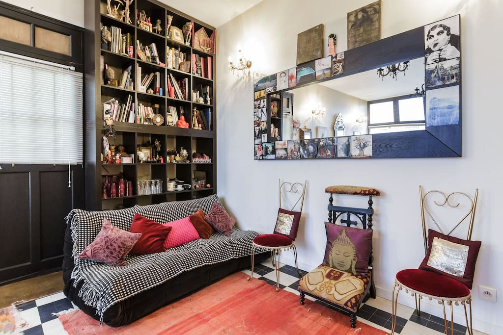 bastille artist atelier in duplex lofts louer paris le de france france. Black Bedroom Furniture Sets. Home Design Ideas
