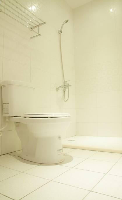 香水百合雙人套房衛浴設備