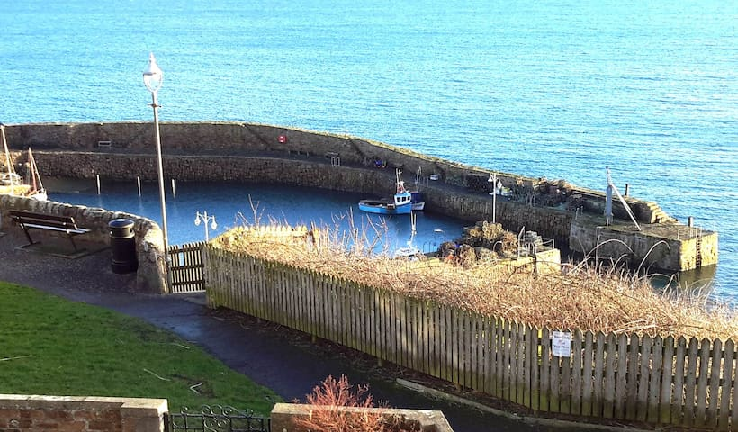 Crail Harbour View Apartment - Crail - Wohnung