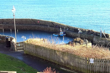 Crail Harbour View Apartment - Crail - Huoneisto