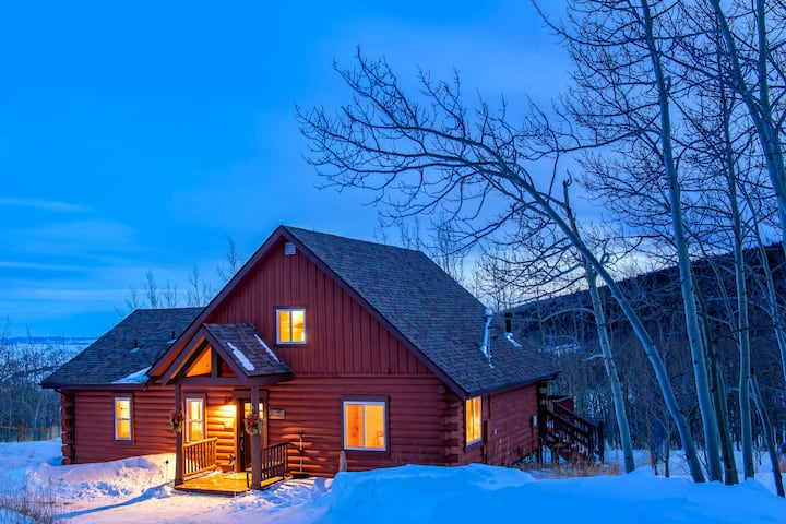 Modern Cabin  |  35 Mins To Breck and Buena Vista