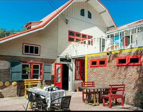 Exclusive Farmstay at Vintage Barnhouse