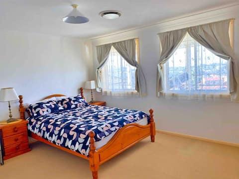 The big comfortable room