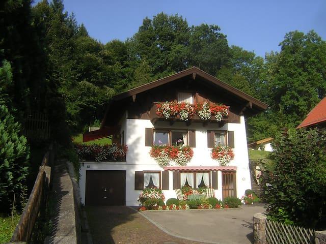 Ferienwohung Marquartstein Chiemgau