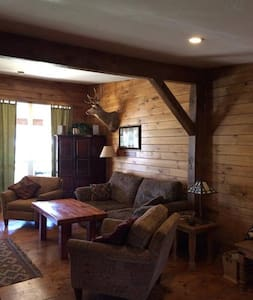 Remote Mountain Lodge 3 Rm Package - Parrottsville - 小木屋