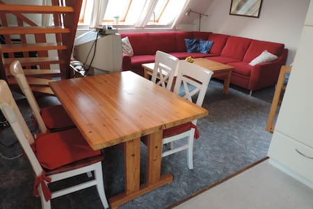 gemütliches Feriendomizil Südstrand - Wyk auf Föhr - Apartment