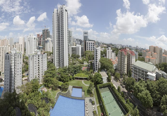 Family Condo @ Central near Orchard and CBD - Singapore - Osakehuoneisto