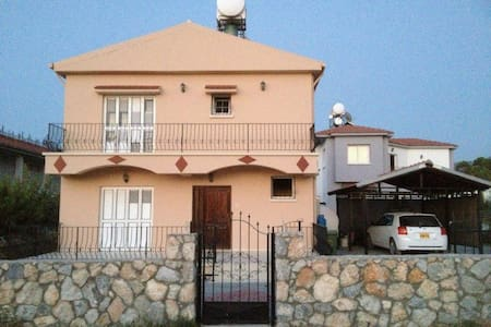 Fruit Tree Villa In Lapta North Cyp - 別荘
