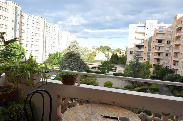 F3 centre ville - Montpellier - Apartment