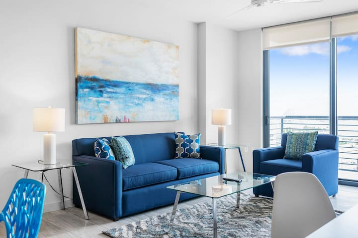 Modern 5-Star Apartment in Brickell