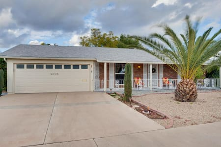 SUN CITY AZ 3 BEDROOM HOME - Sun City - Hus