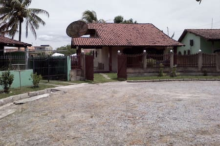 Casa em condomínio fechado - Iguaba Grande