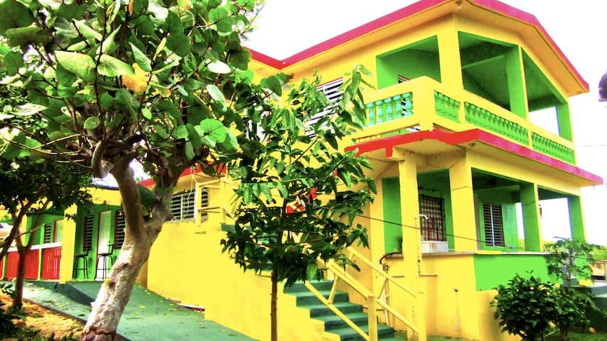 Unit 2: Studio Apartment - Vieques - House
