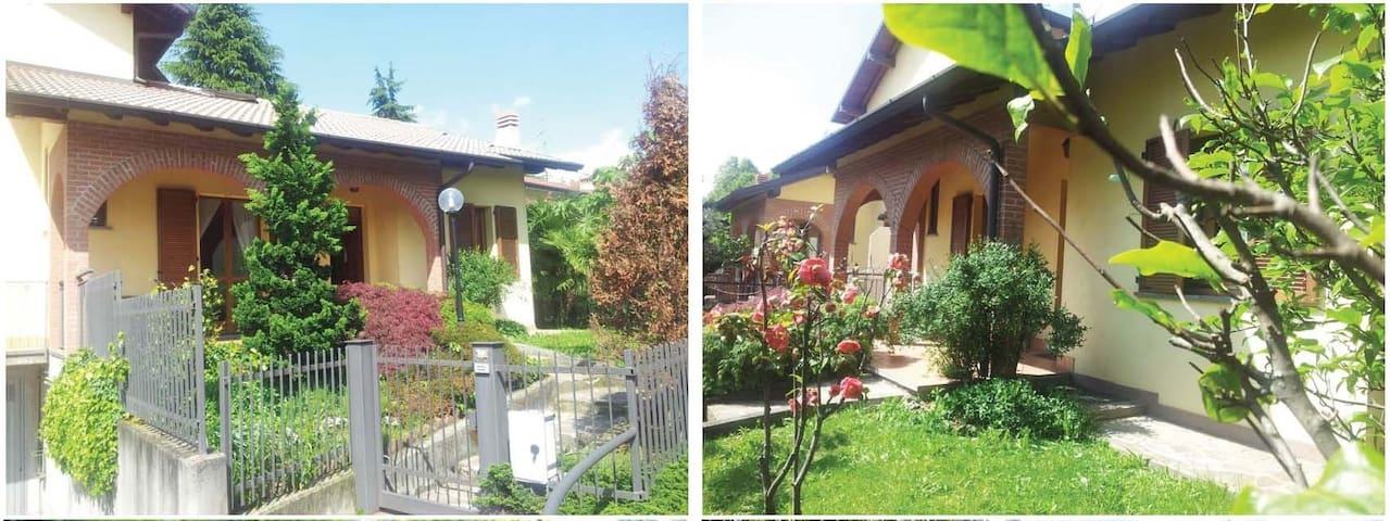 MONOLOCALE ATTREZZATO  - Lomagna - Villa