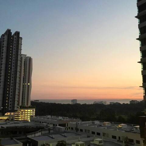Conezion ioi Resort City Putrajaya 2 Bedroom -Wifi