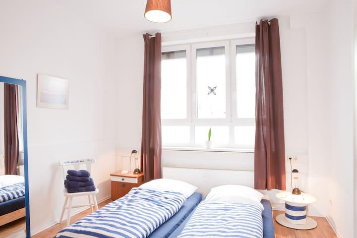 Green Haven - ecologic & individual - Hamburg - Bed & Breakfast