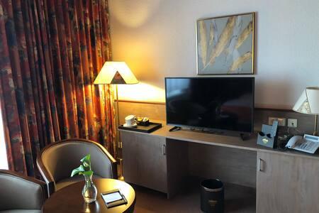 Leipziger Hotel Doppelzimmer