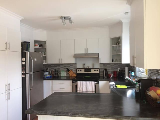 Cosy Home for rent near Downtown Montreal - Longueuil - House