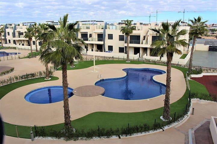 Grandicasa, Mil Palmeras, Costa Blanca, Spain