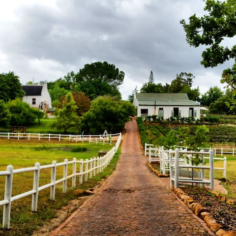 Langkloof Roses Cottages - Wellington - Wikt i opierunek