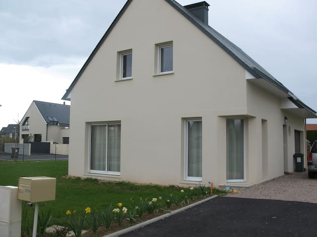 Maison proche de Caen et la mer - Authie - Casa