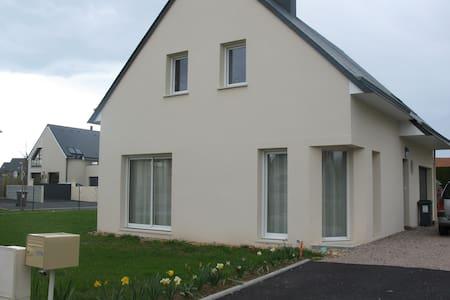Maison proche de Caen et la mer - Authie - Σπίτι