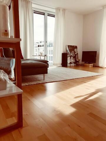 Wunderschöne Wohnung im Herzen von München