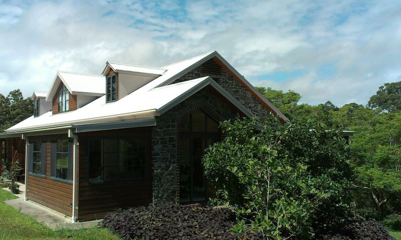 Guest House, Boambee Valley, B & B  - Boambee - Bed & Breakfast