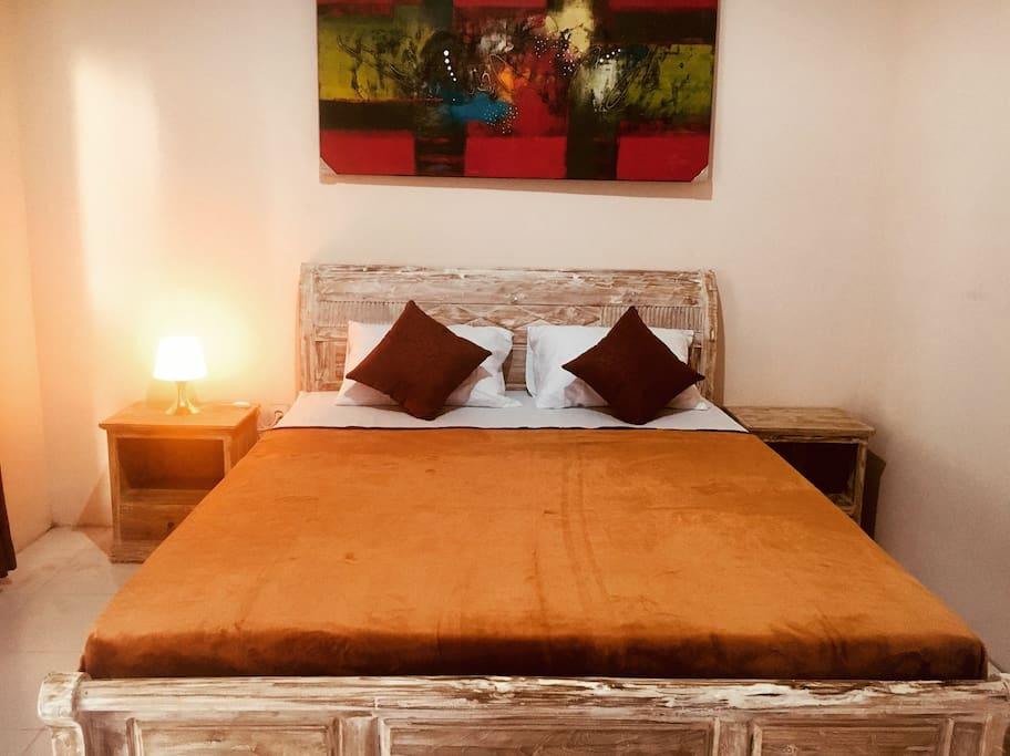 Jordan superior room