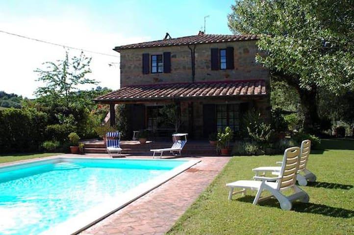 Villetta & piscina sud di Siena