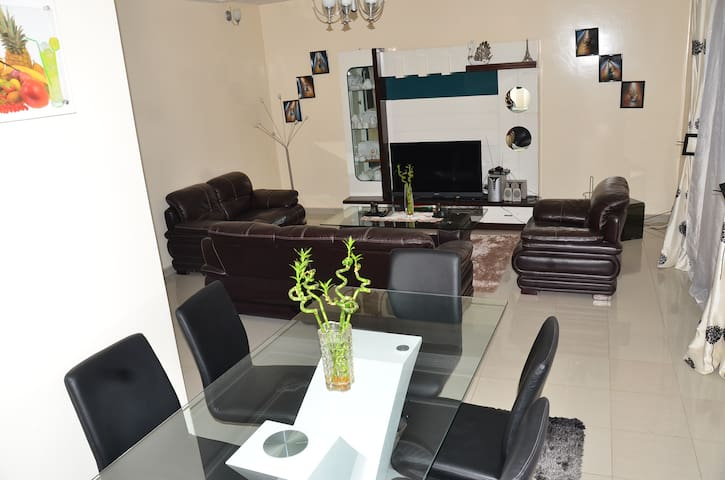 Apartment in Hann Mariste - Dakar - Huoneisto
