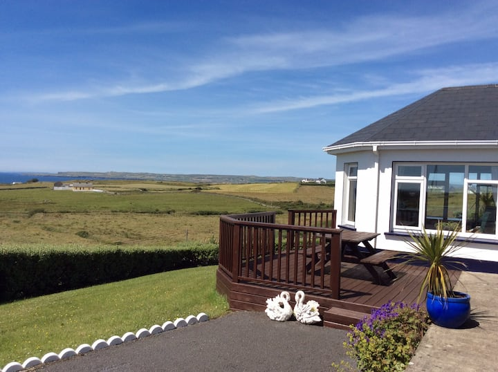Stunning home near Lahinch on The Atlantic Way