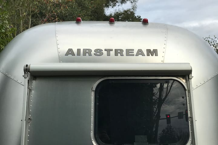 Airstream Glamping Near Seattle