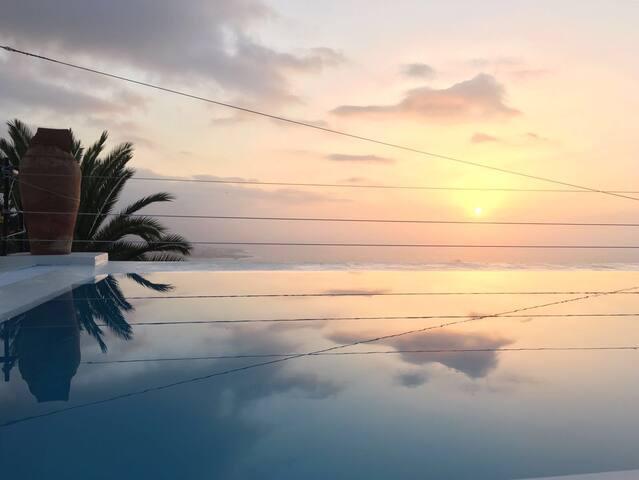 Villa con vistas espectaculares - Lomo Román - Villa