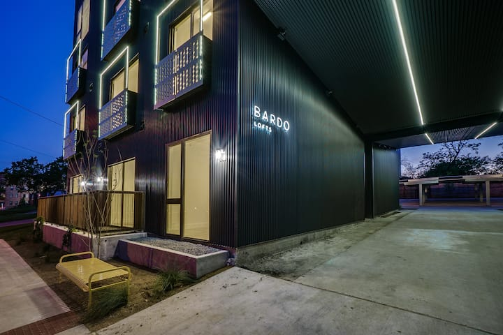 Bardo Lofts Studio Unit 108