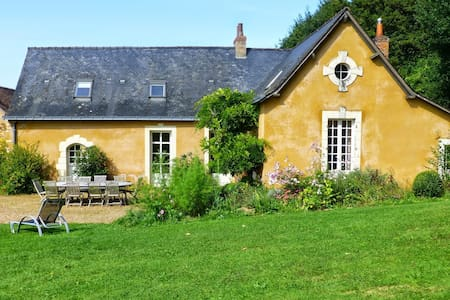 Country House in Malicorne - Malicorne-sur-Sarthe - 一軒家