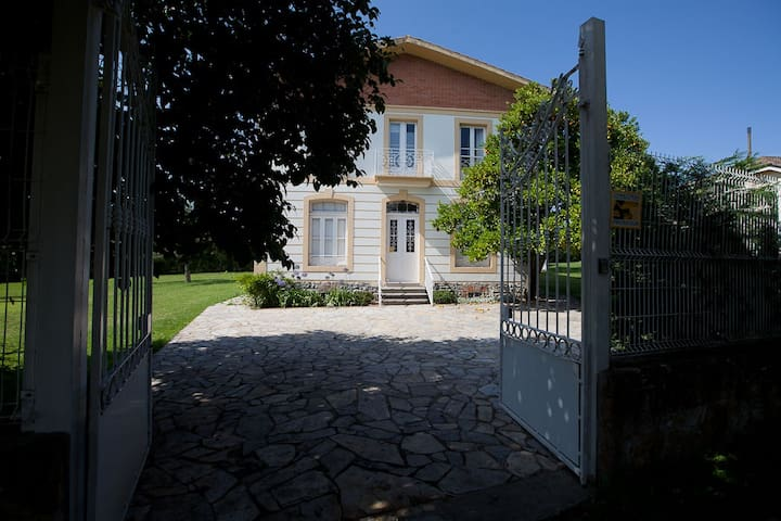 Casona Quinta Herminia en Gijon - Gijón