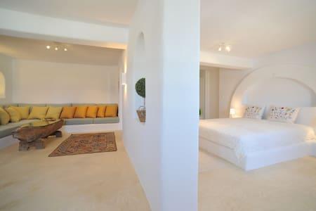 luxury studio Turquoise - Paros - Haus