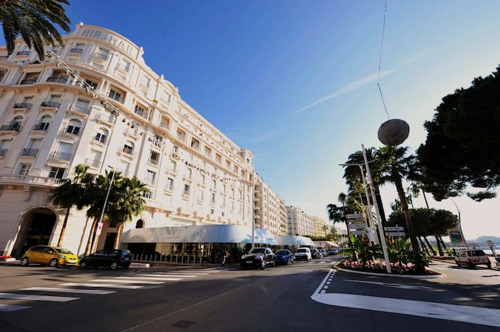 Miramar - 65 Croisette - Cannes - Departamento
