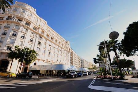 Miramar - 65 Croisette - Cannes - Apartment