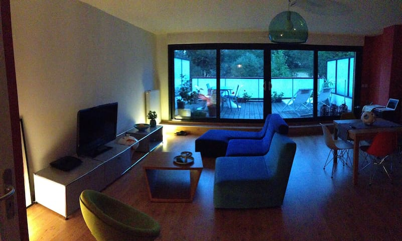Duplex Basel / Baselworld  - Hagenthal-le-Bas - Daire