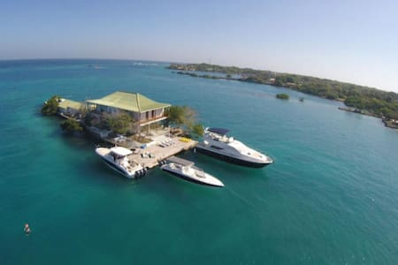 Exclusive and Private Rosario Island Villa