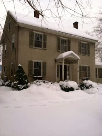Lovely House near Gt Barrington - Canaan - Hus