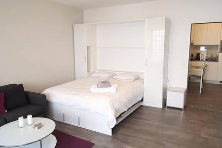 Confort et design à Champel